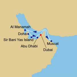 Arabia Intensive Itinerary