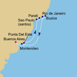 South America Azamara Club Cruises Cruise