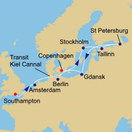 Baltic Highlights Azamara Club Cruises Cruise