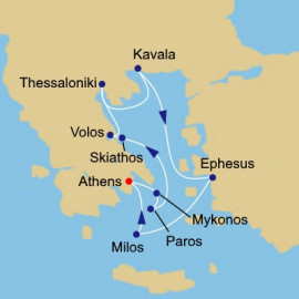 Greece Azamara Club Cruises Cruise