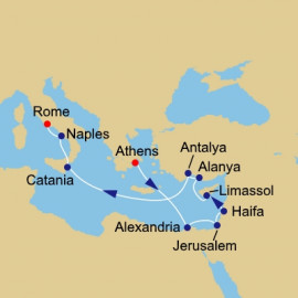 Ancient Wonders Itinerary