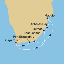 South Africa Azamara Club Cruises Cruise