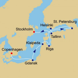 Northern Europe Azamara Club Cruises Cruise