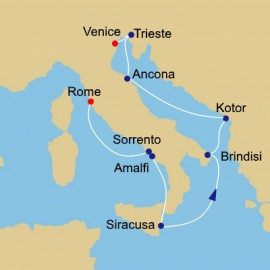 Italy Intensive Itinerary