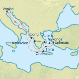 Venice Turkey and Greek Islands Celebrity Cruises Cruise