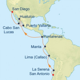 South American Repo Itinerary
