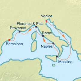 Italy France and Spain Celebrity Cruises Cruise