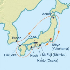 Japanese Explorer Celebrity Cruises Cruise