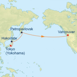 Japan and Bering Sea Transpacific Celebrity Cruises Cruise
