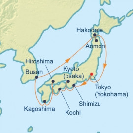 Best Of Japan Celebrity Cruises Cruise