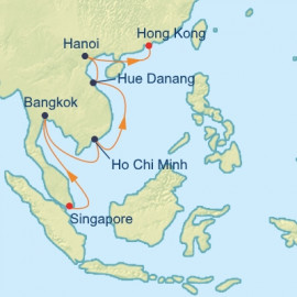 Thailand and Vietnam Celebrity Cruises Cruise