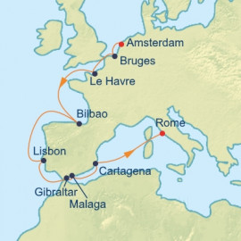 Spain France and Portugal Celebrity Cruises Cruise