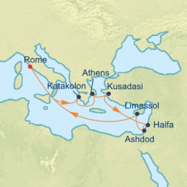 Israel and Mediterranean Celebrity Cruises Cruise