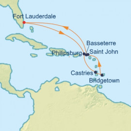 Ultimate Southern Caribbean Celebrity Cruises Cruise