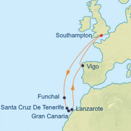 Canary Islands Celebrity Cruises Cruise