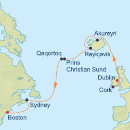 Iceland and Greenland Celebrity Cruises Cruise