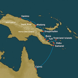 Papua New Guinea Coral Expeditions Cruise