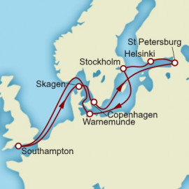 Baltic Highlights Itinerary