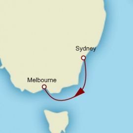 Sydney to Melbourne Itinerary