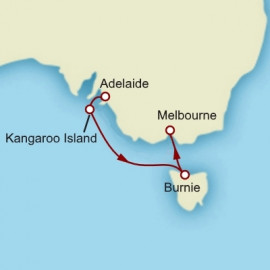 Australia Short Break Itinerary