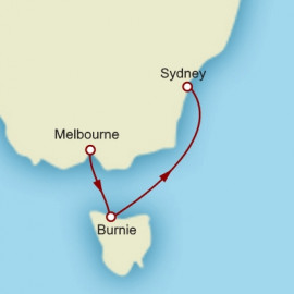 Melbourne to Sydney Itinerary
