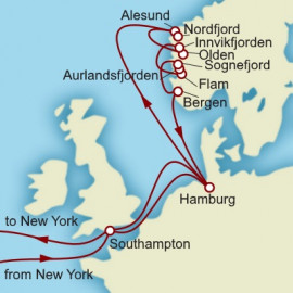 Grand Norwegian Explorer Cunard Cruise