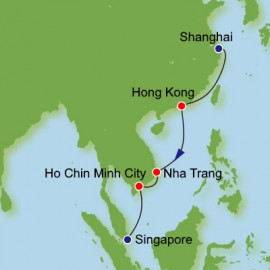 Shanghai to Singapore Dream Cruises Cruise