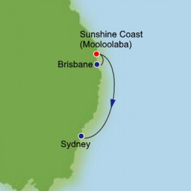 Brisbane to Sydney Itinerary