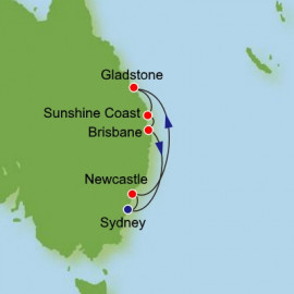 Queensland Discovery Dream Cruises Cruise