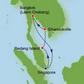 Southeast Asia Dream Cruises Cruise