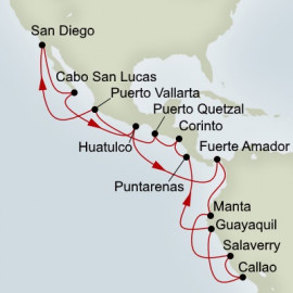 Incan Empires Holland America Line Cruise