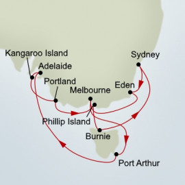 EXC In-Depth Southern Australia Itinerary
