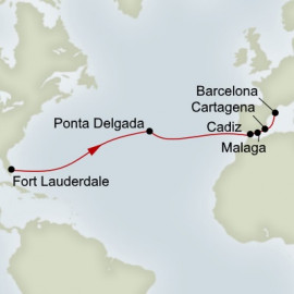 Passage To Spain Holland America Line Cruise