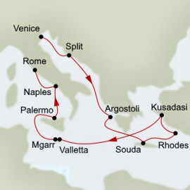 Adriatic Dream Holland America Line Cruise
