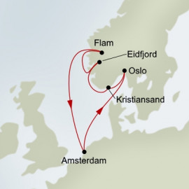Viking Sagas Holland America Line Cruise