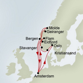Norse Legends and Viking Sagas Holland America Line Cruise