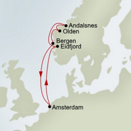 Norse Legends Itinerary