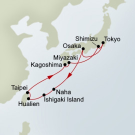 Japan Explorer Holland America Line Cruise
