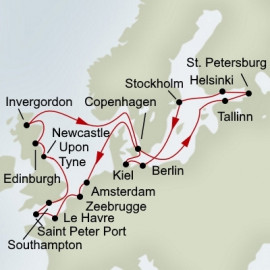 Baltic Adventure and Stonehenge Solstice Itinerary