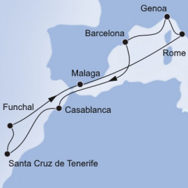Canary Islands Itinerary