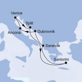 East Mediterranean Itinerary
