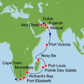 Exotic Expedition Itinerary