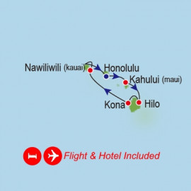 Fly Stay Hawaii Itinerary