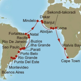 Atlantic Adventures Oceania Cruises Cruise