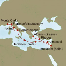 Ancient Panoramas Itinerary