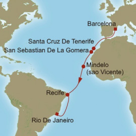 Catalonia and Canaries Oceania Cruises Cruise