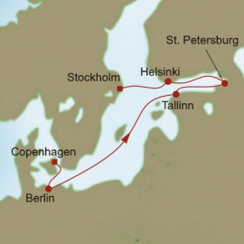 Baltic Marvels Oceania Cruises Cruise
