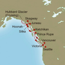 Wildlife and Frontiers Oceania Cruises Cruise