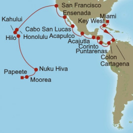 Passion Of The Pacific Oceania Cruises Cruise