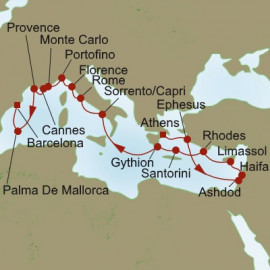 Historical Icons Itinerary
